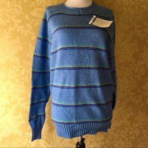 Vintage NWT Wool Crewneck Sweater